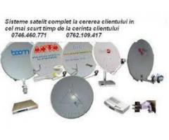 instalez antene satelit , reglaj antene satelit