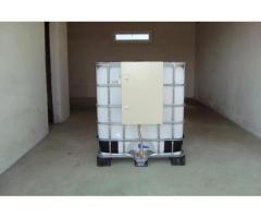 IBC. 1000L Distributie combustibili si Cutie Antiefractie