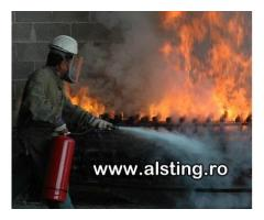 Cursuri de pompieri, formator, securitate în muncă