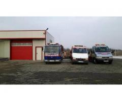 Service mobil-vulcanizare  Cernavoda, Fetesti, Drajna si A2