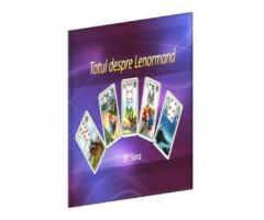 Carti tarot Piatnik lenormand+gratis cartea in limba romana