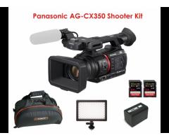 Panasonic AG-CX350 ; Sony PXW-Z90 ; Sony PXW-Z190. Camere video PRO