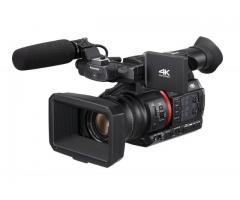 Panasonic AG-CX350 , Sony PXW-Z190. Videocamere Pro