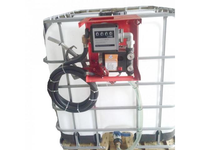 Bazine  cu Pompa Motorina autoamorsanta