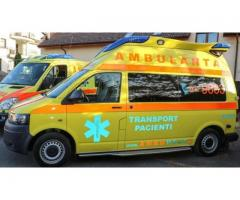 Ambulanta ieftina, AmbuHELP, Transport pacienti, Transport international