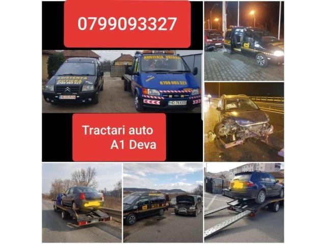 Oferm Tractari Auto Deva & Asistenta rutiera NON-STOP