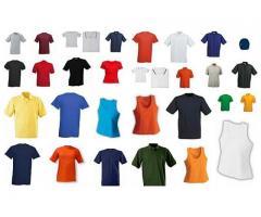 Tricouri bumbac, tricouri la baza gatului, tricouri polo, tricouri simple