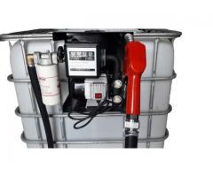 Bazin cu pompa motorina transport inclus