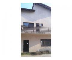 Teren 174 mp si casa nefinalizata 126 mp, Corbeanca, Ilfov
