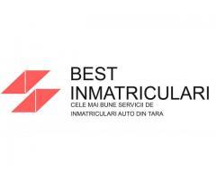 Inmatriculari auto in orasele Bucuresti si Ilfov