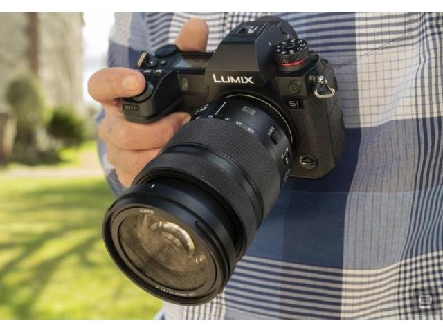 Best Camera 2019 = Panasonic S1