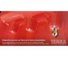Pompa de tencuit profesionala TENKA -  pistol aplicator tencuiala