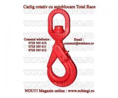 Carlige rotative cu bucsa Total Race