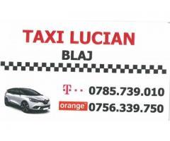 Taxi Blaj Lucian
