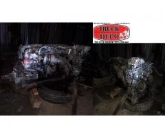 Motor complet MAN TGS, Euro 5, fara AdBlue