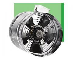 Borax – ventilator axial in line pentru tubulatura