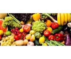 Lucrator depozit legume fructe Anglia/ 1800 lire