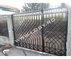 Garduri si porti metalice la OFERTA
