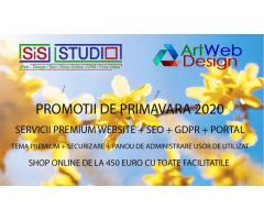 ArtWeb Technology System