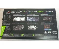 Vânzare ASUS ROG Strix GeForce RTX 2080 Ti OC