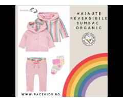 Hainute reversibile pentru bebelusi