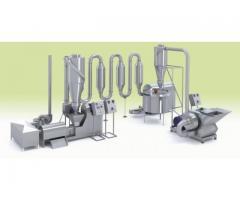 Bricheți Pini-Kay din rumeguș de fag si echipamente de productie