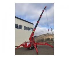New Werner ks295 mini crane