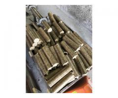 Comercializam brichete din resturile vegetale energo brichete peleti