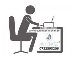 Romtehnochim angajeaza personal pentru relatii cu clientii