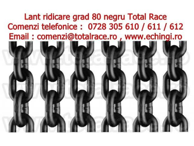 Lant ridicare industrial stoc Bucuresti Total Race