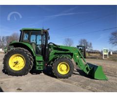 Tractor John Deere 6110M 2018