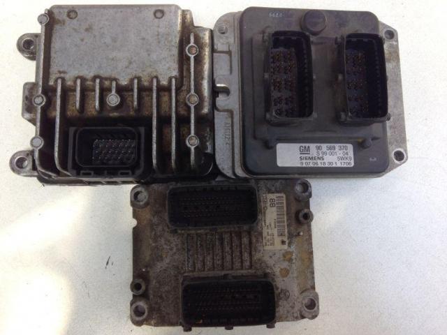 Reparatii si vanzari calculatoare motor pentru auto Opel Zafira,Astra, Vectra