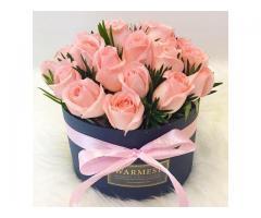 Flori de sapun, Trandafiri sapun