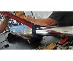 Reparatii cilindri hidraulici