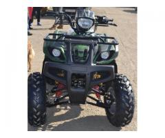 ! OFERTE SPECIALE DE PASTE ! Atv Nitro Motors Akp Hummer 150cmc Cutie CVT Automat