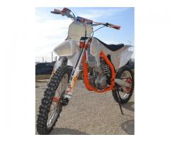 Motocross Dirtbike Bosuer 250cc Ultimate#Manual