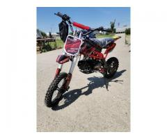 MotoCross DirtBike Sky Deluxe 125cc#Manual