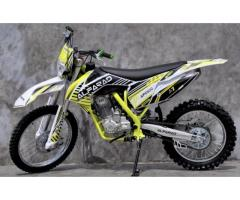MotoCross DirtBike  Alfarad 250Cc # Manual