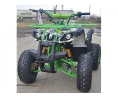 PROMOTIE : ATV NITRO MOTORS TORONTO  QUAD  M8, 2021, SEMI - AUTOMAT