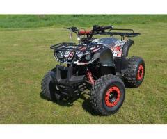 PROMOTIE : ATV NITRO MOTORS HUMMER  QUAD  M8, 2021, SEMI-AUTOMAT