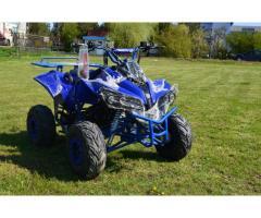 PROMOTIE : ATV KXD MOTORS RAPTOR FULL LED M8, 2021, SEMI-AUTOMAT