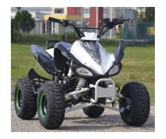 PROMOTIE : ATV KXD MOTORS RAPTOR FULL LED M7, 2021, AUTOMAT