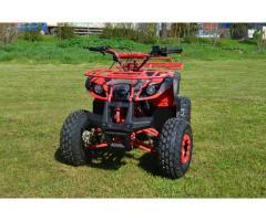 ! PROMOTIE ! ATV NITRO MOTORS GRIZZLY QUAD  M8, 2021, AUTOMAT