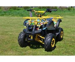 !PROMOTIE ! ATV NITRO MOTORS TORINO GRAFFITY M7, 2021, AUTOMAT