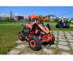 ! PROMOTIE ! ATV NITRO MOTORS SPEEDY MIDDI M7, 2021, AUTOMAT