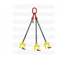 Clesti tuburi de beton pentru dispozitive de ridicare din lant