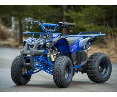 ATV KXD MOTORS TORONTO M8, 2021, SEMI-AUTOMAT