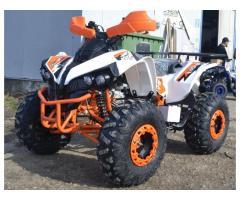 ATV KXD MOTORS WARRIOR LED PRO M8, 2021, SEMI-AUTOMAT