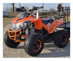 ATV NITRO MOTORS WARRIOR LED RS M8, 2021, SEMI-AUTOMAT