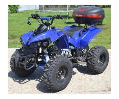 ATV NITRO MOTORS WARRIOR LED 3G M8, 2021, SEMI-AUTOMAT
